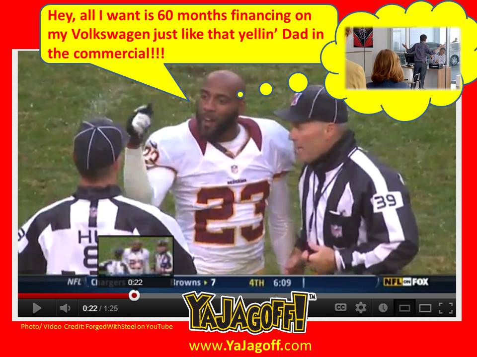 Ya Jagoff!!! | Steelers Win- DeAngelo Hall Takes Walk of Shame