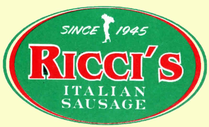 Riccis_Sausage_Logo