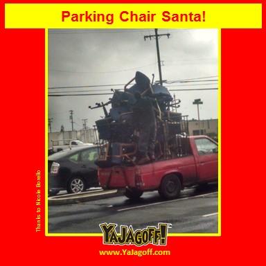 YJ-ParkingChairSanta