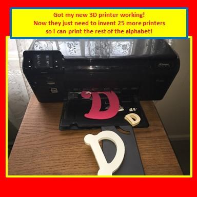 YJ-3DPrinter