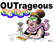 Outrageous Bingo Logo