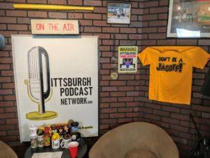 t-shirt in studio