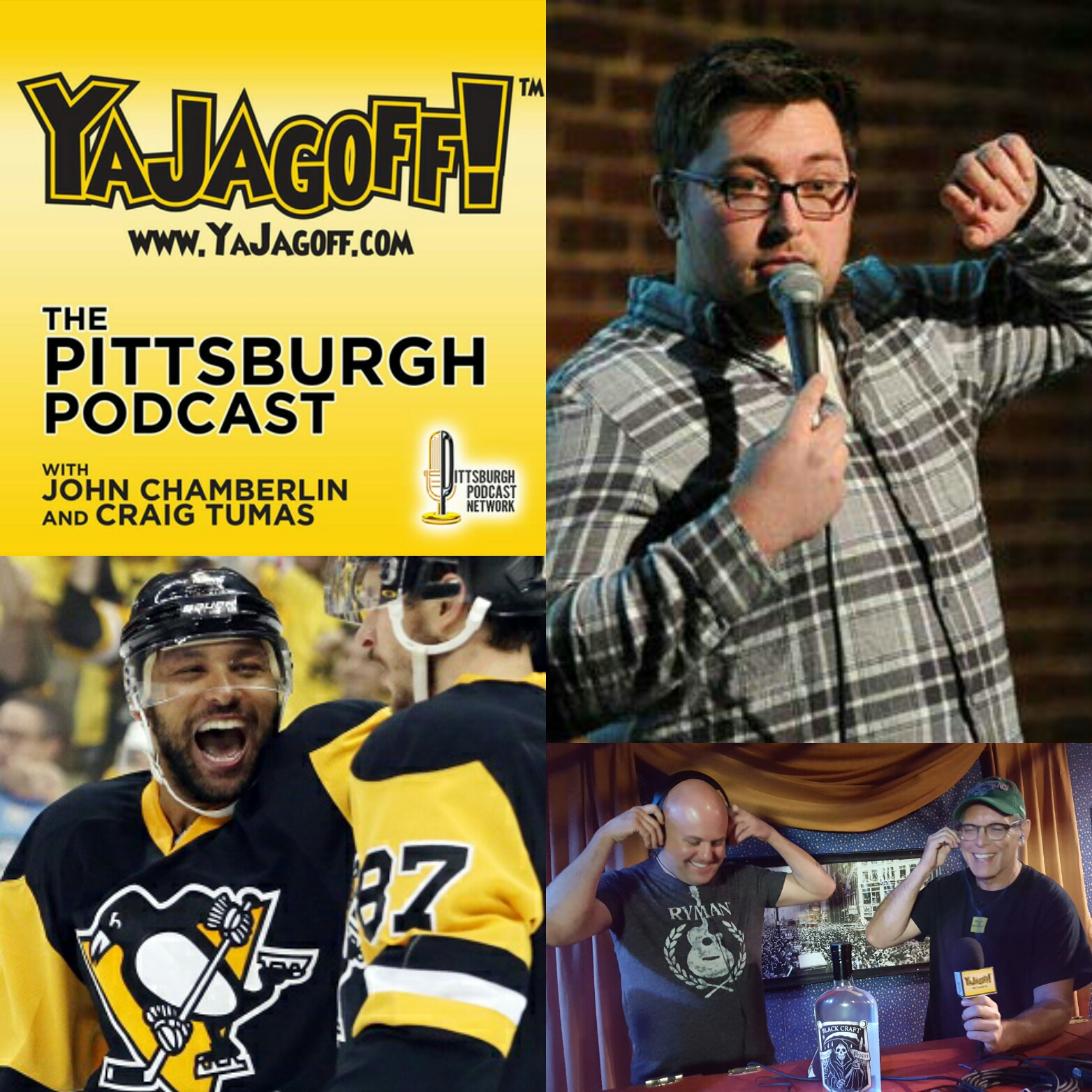 YaJagoff Podcast With Trevor Daley