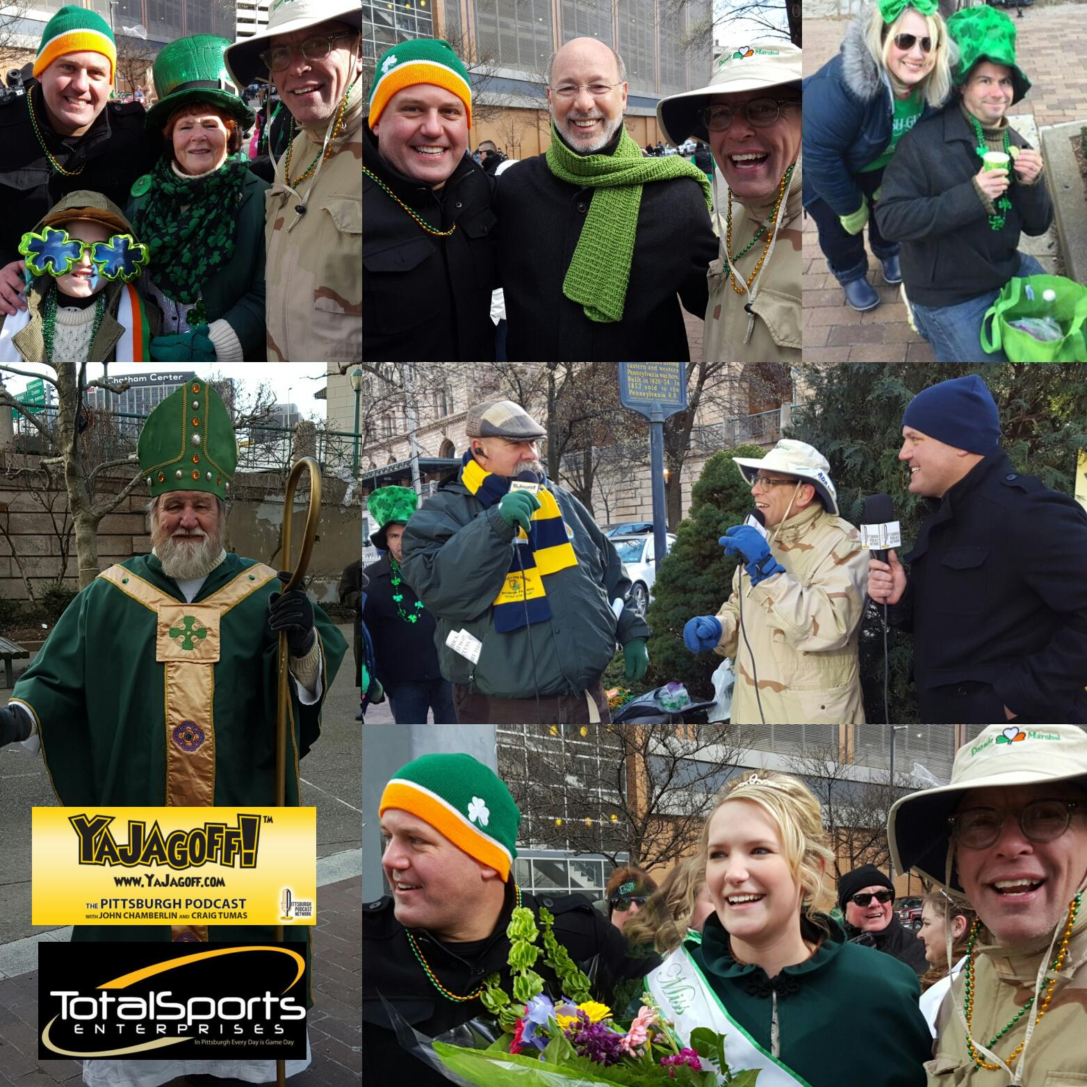 Ya Jagoff Yajagoff Podcast Episode 61 From The St Patrick S Day Parade