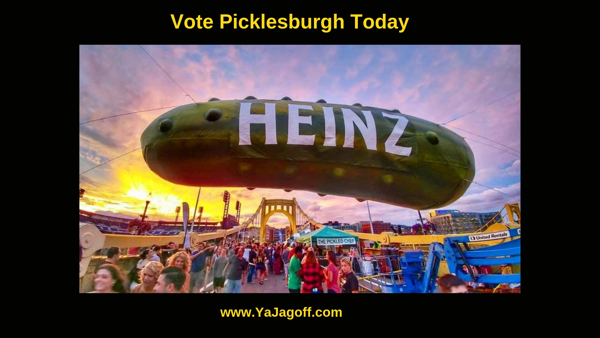 vote Picklesburgh in the national poll