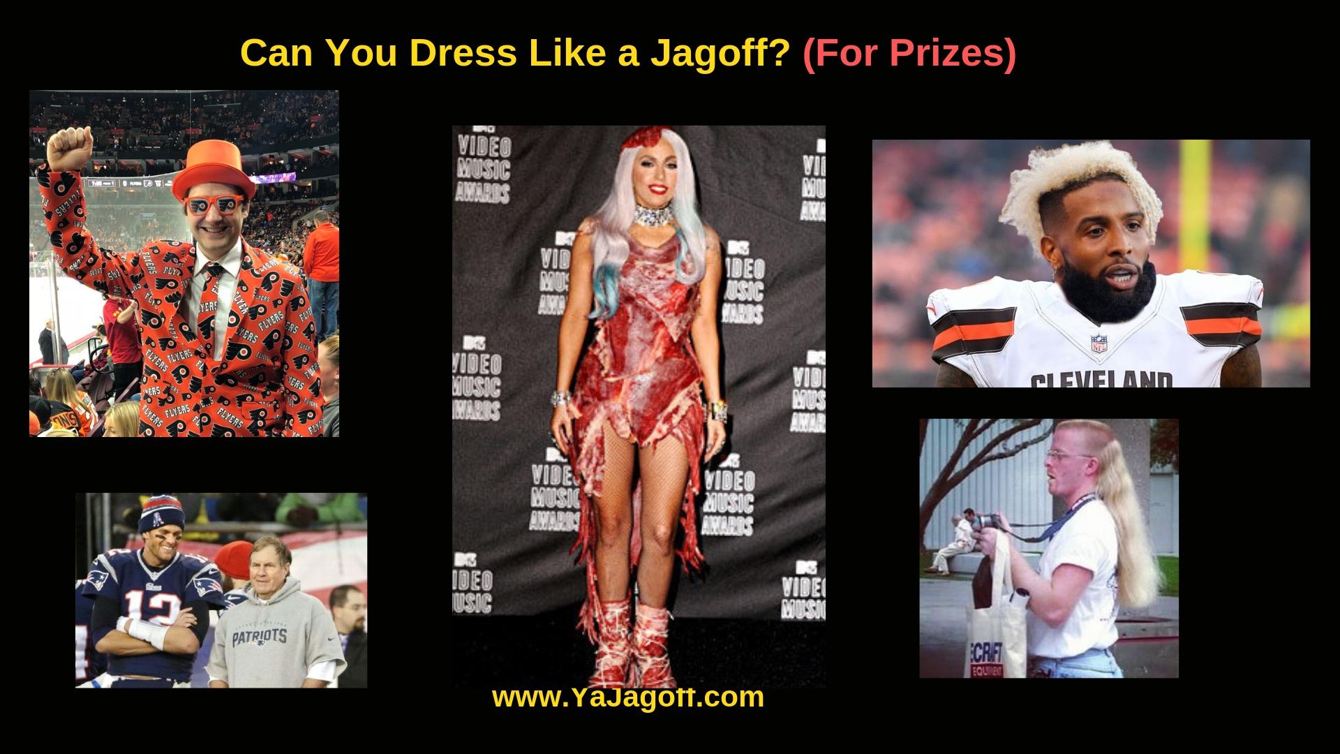 YaJagoff Fashion Show