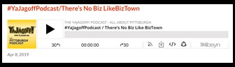 BizTown YaJagoff Podcast