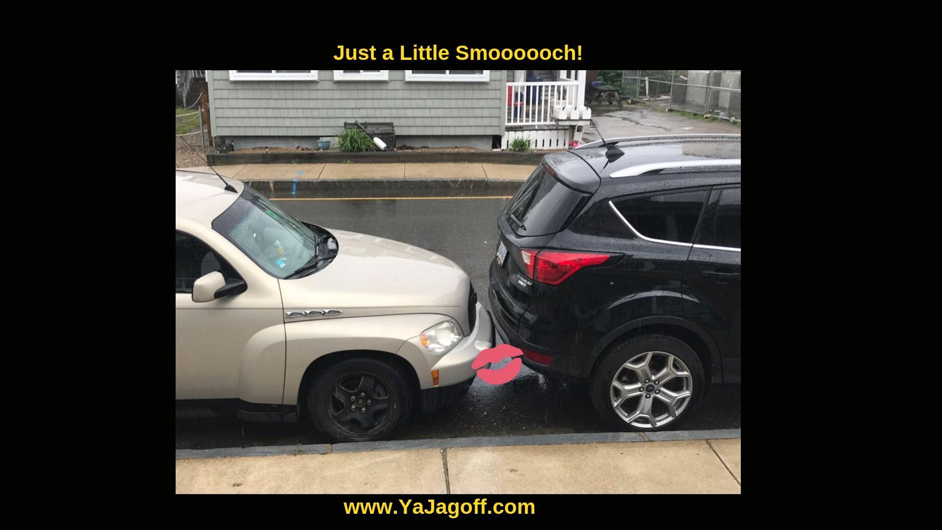 Bad Parking Jagoffs