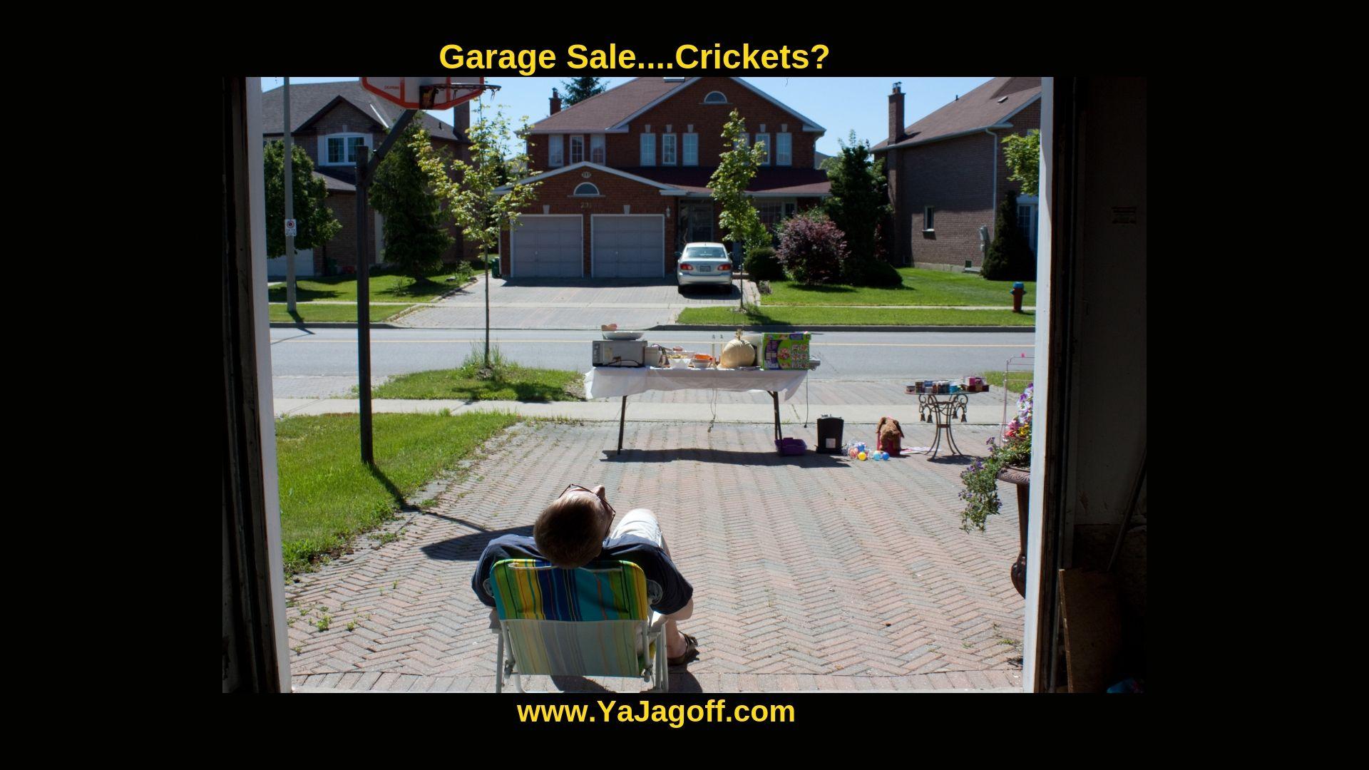 Garage Sale Jagoffs