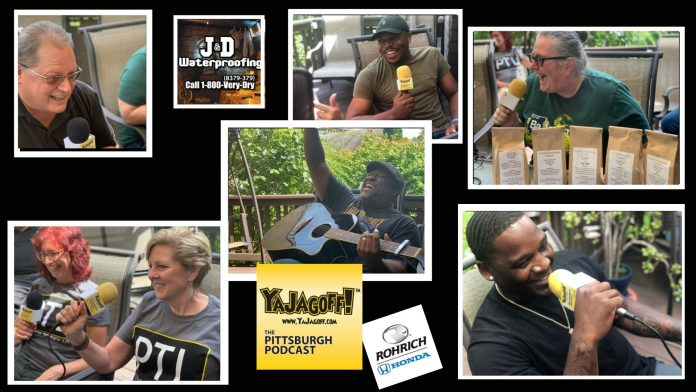 YaJagoff Podcaast Collage