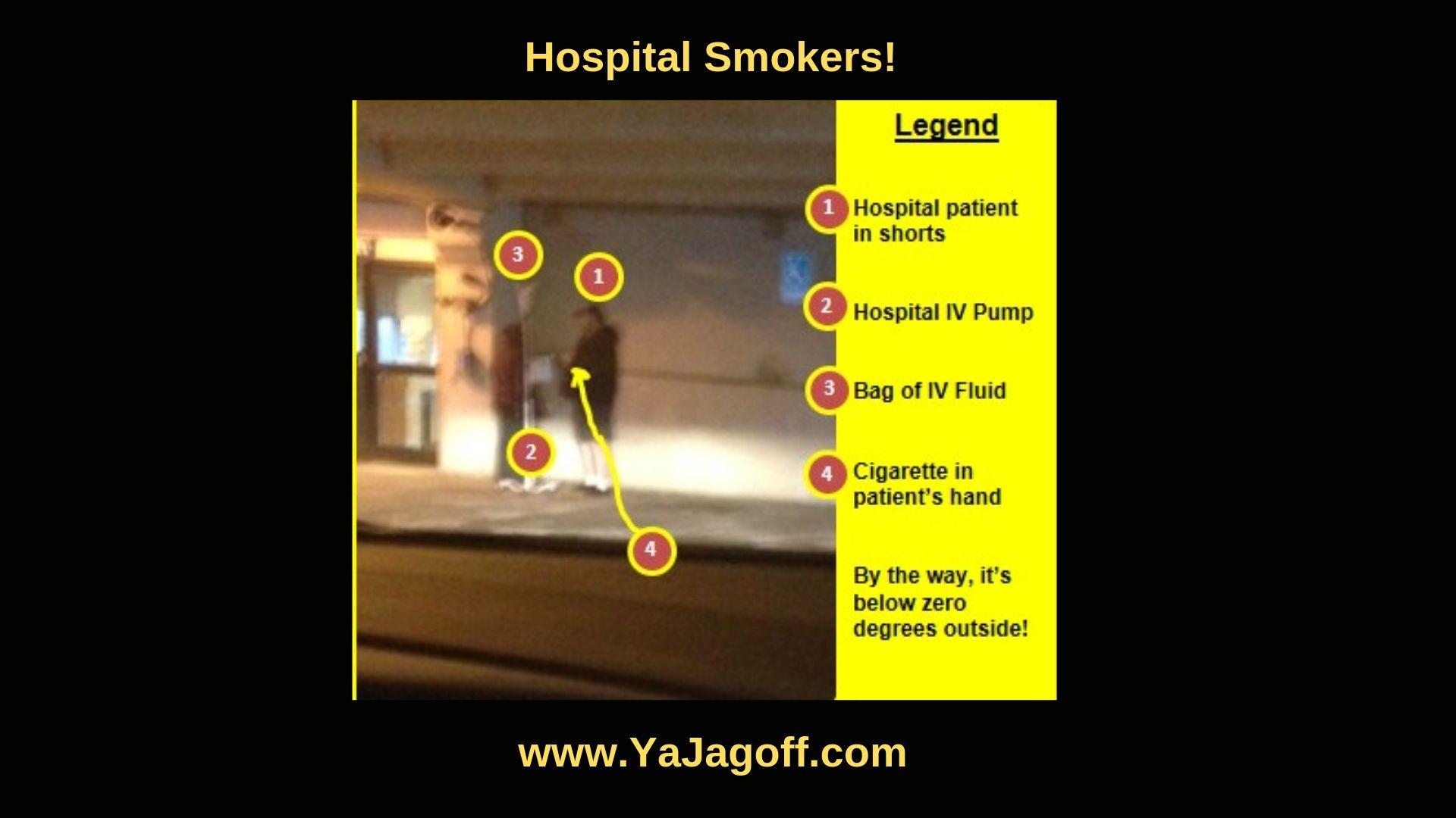 YaJagoff Podcast Hospital