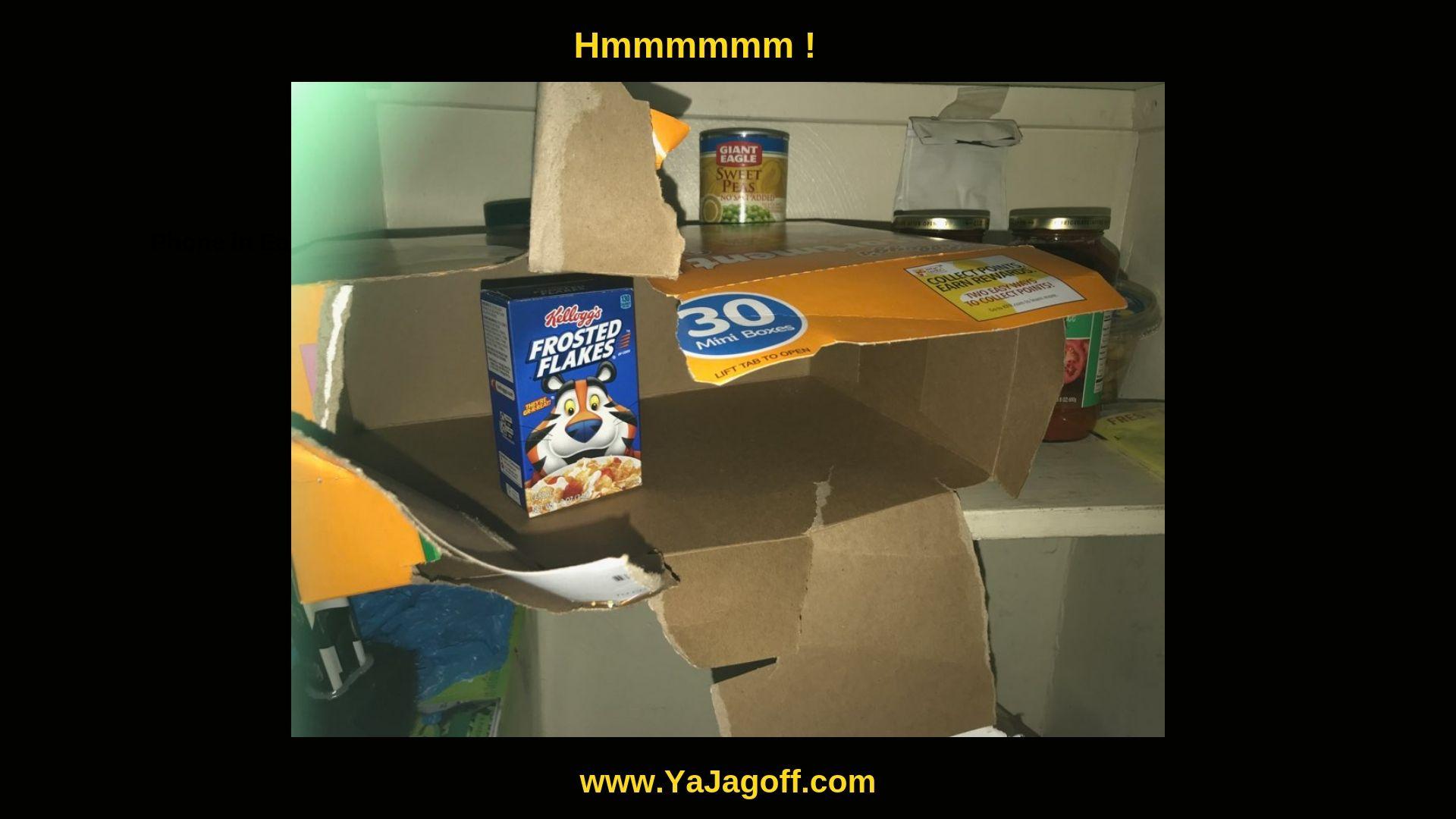 Cereal Jagoffs