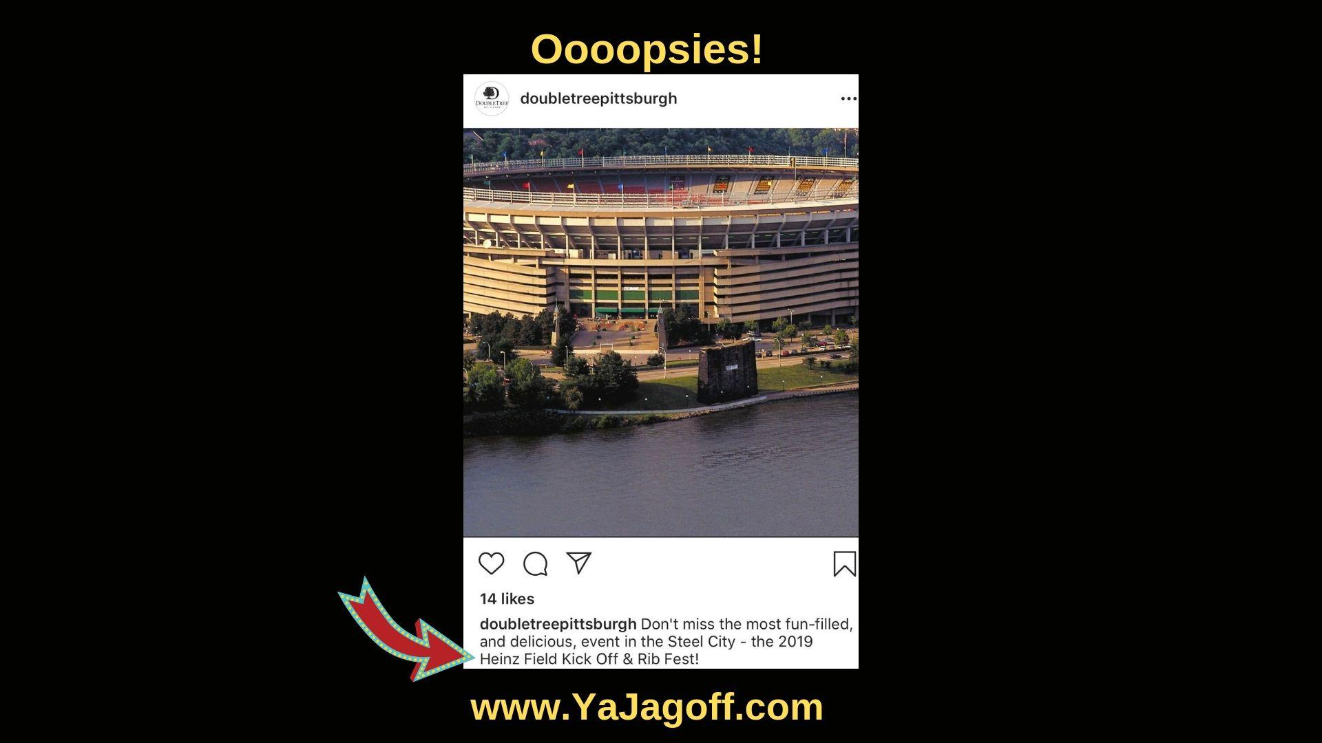 YaJagoff Blog Post