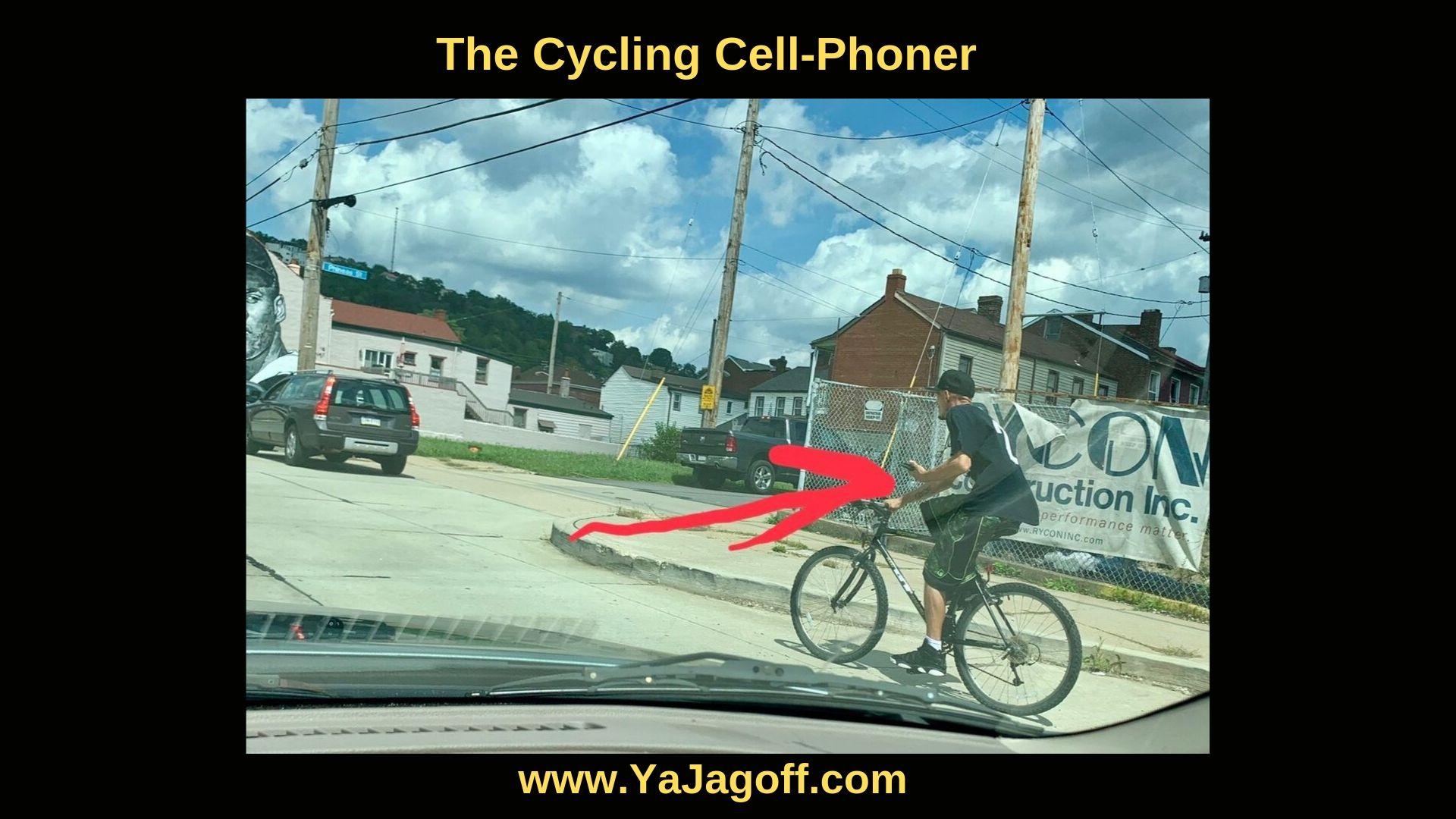 Jagoffs on Bikes