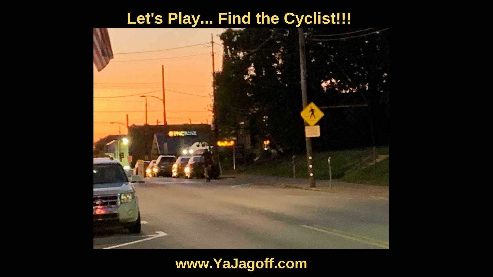 cycling Jagoffs YaJAgoff Podcast