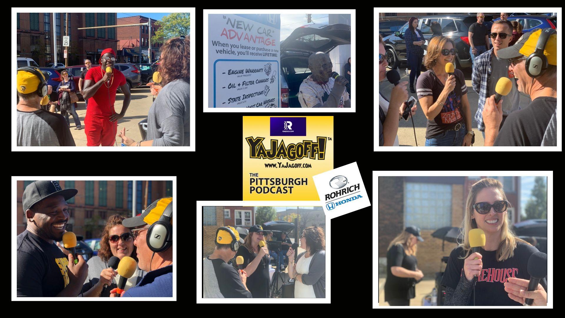 YaJagoff Podcast Frzy