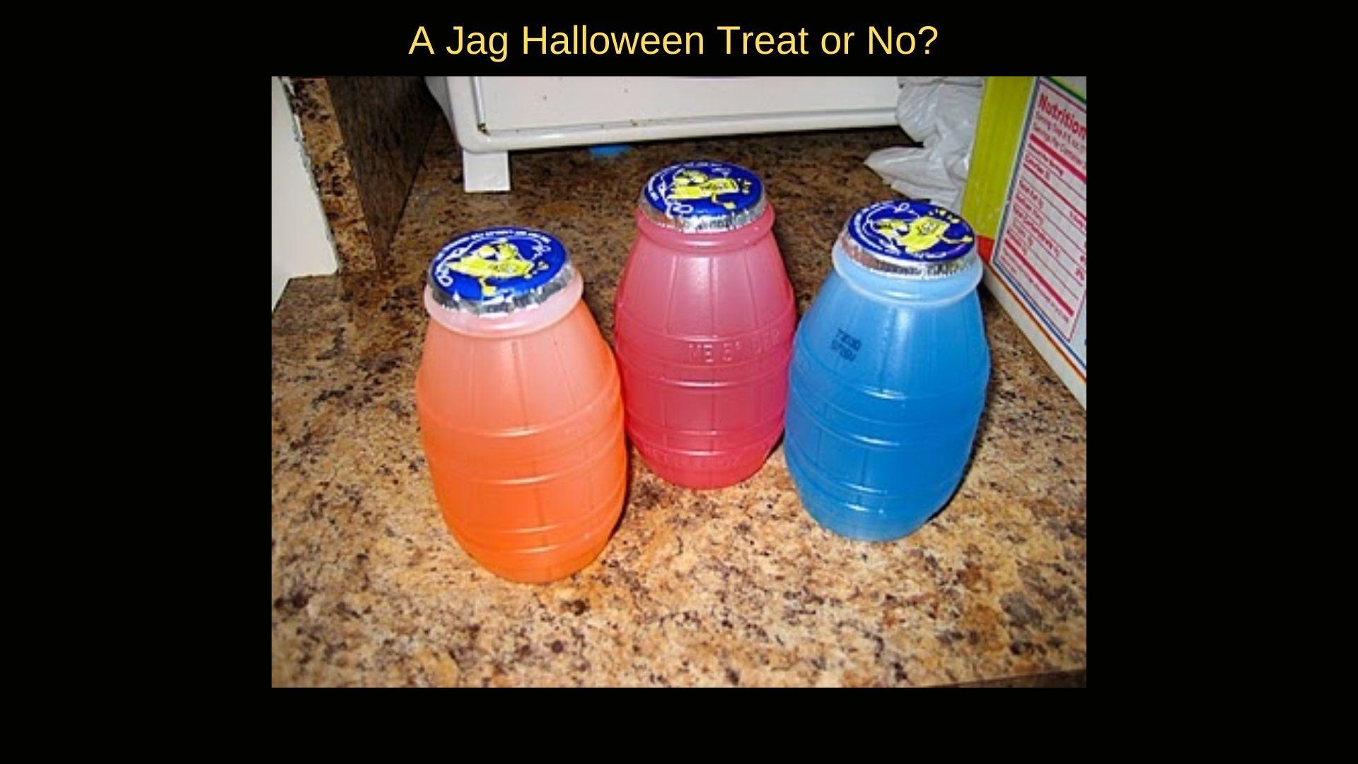 Halloween Jagoffs