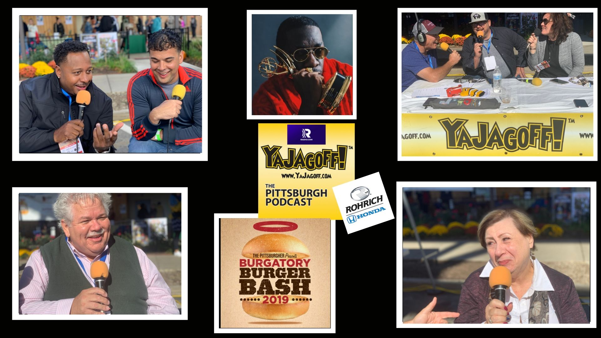 YaJagoff Podcast
