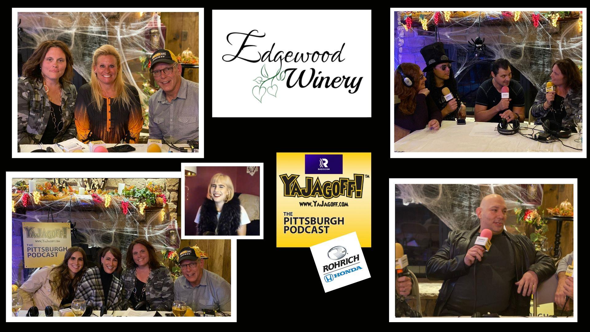 YaJagoff Podcast Edgewood Winery