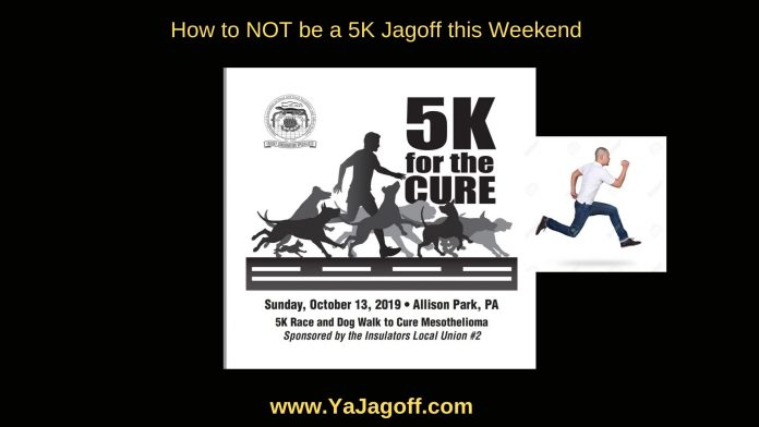 5k Jagoffs Blog
