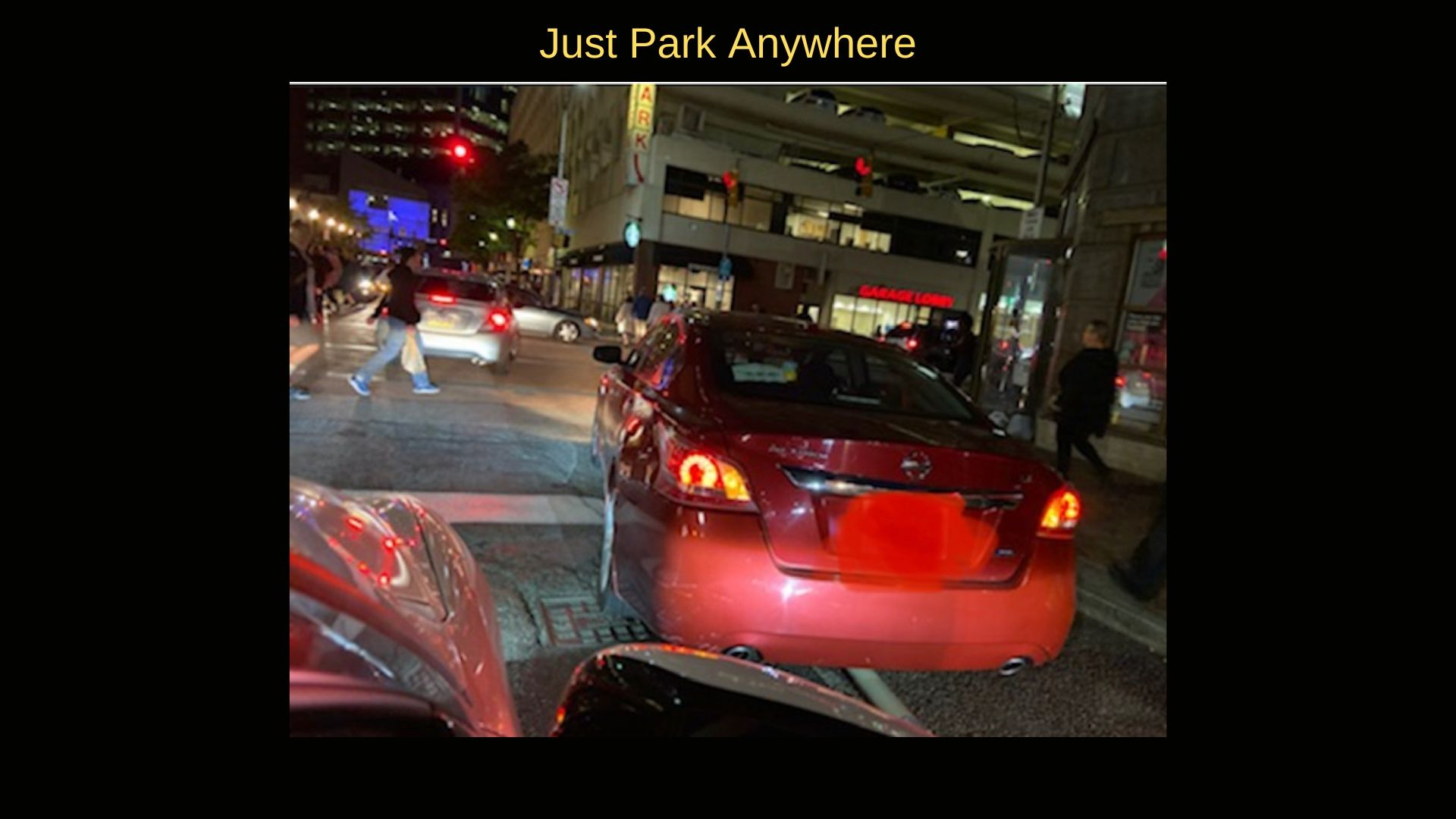 Parking Jagoffs