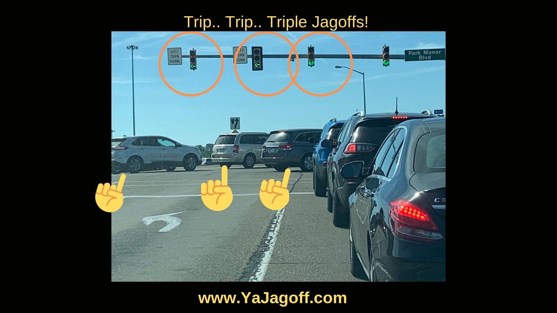 YaJagoff Podcast bad driving