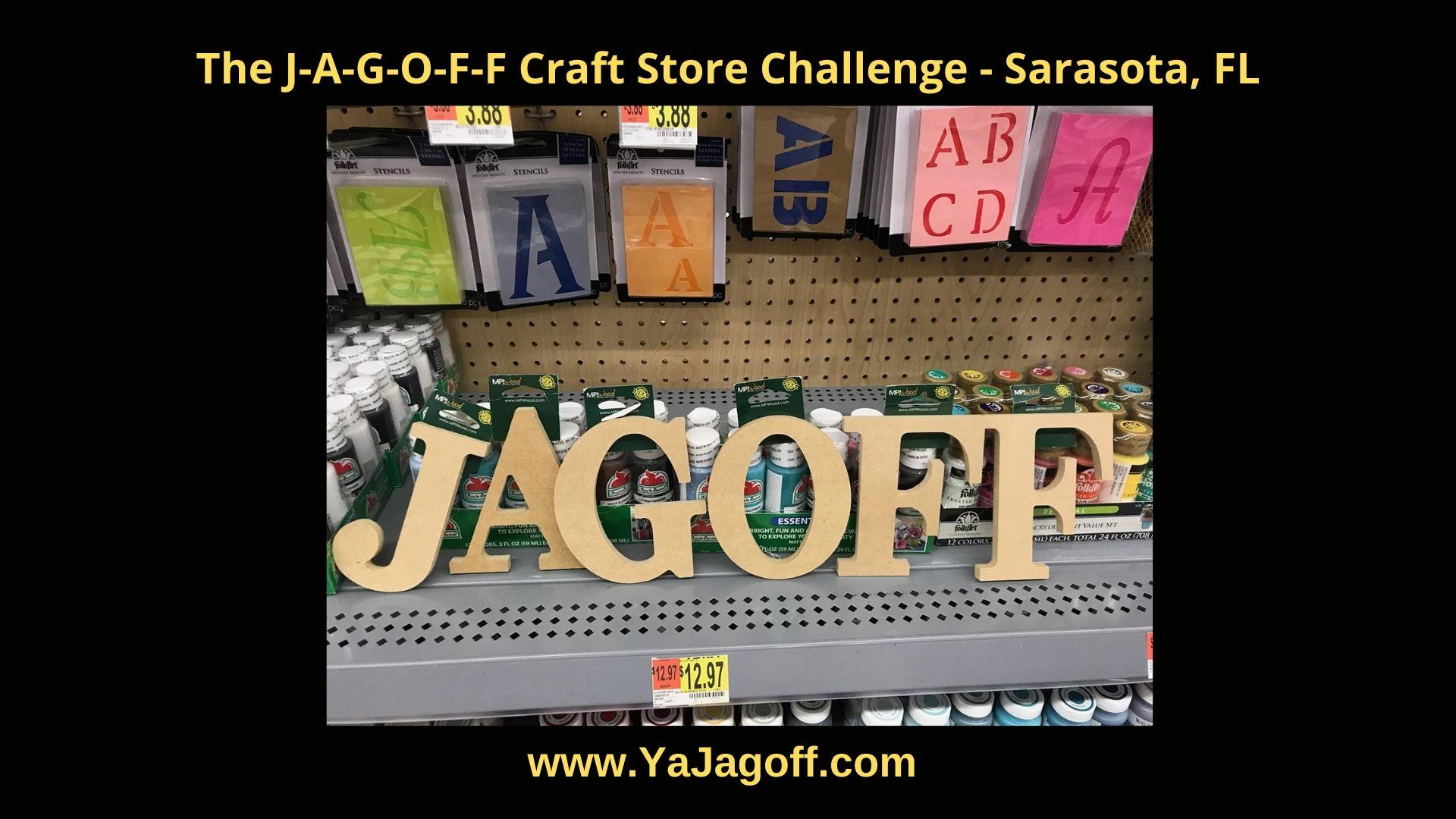 YaJagoff Podcast Jagoff Challenge