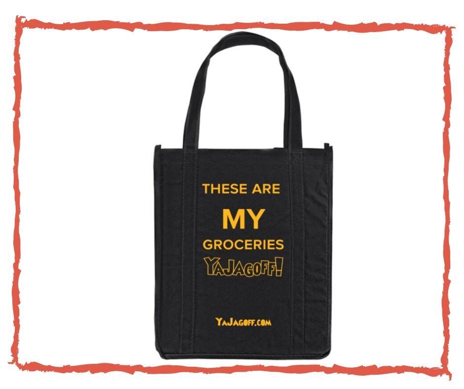 YaJagoff Grocery Bag