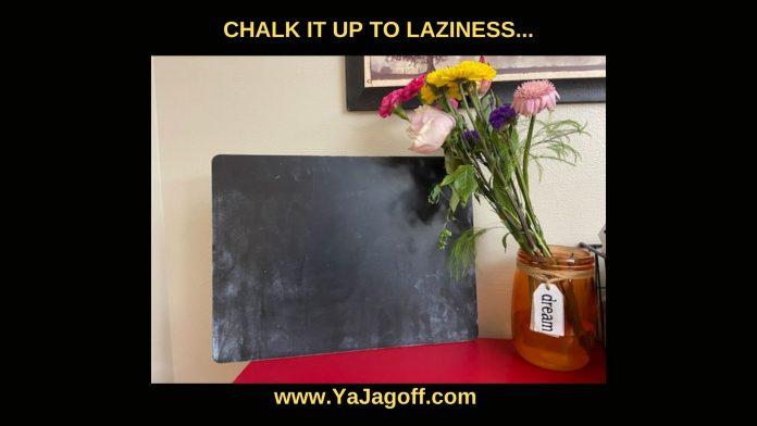 YaJagoff Chalkboard