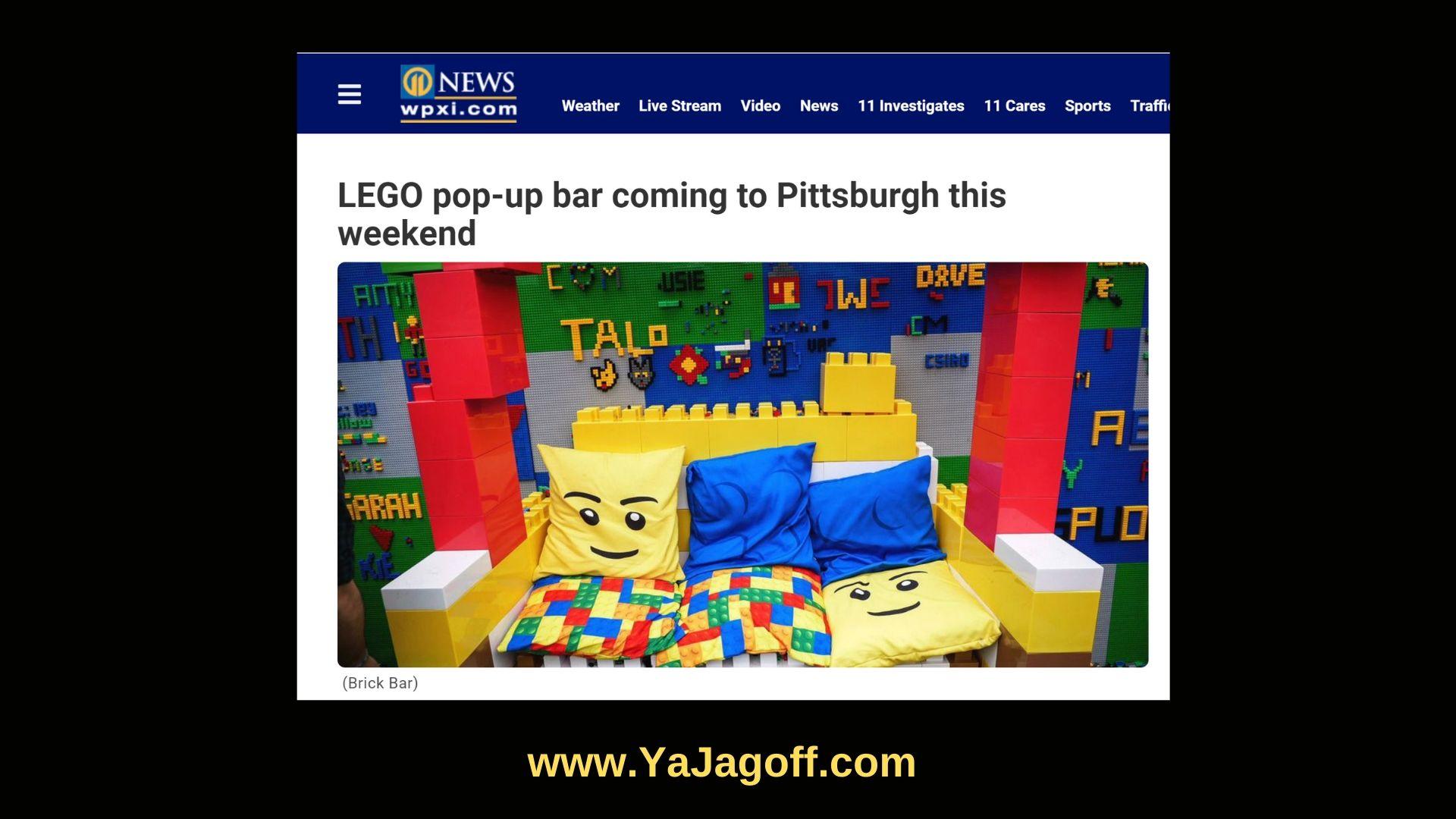 Legp Bar Pittsburgh