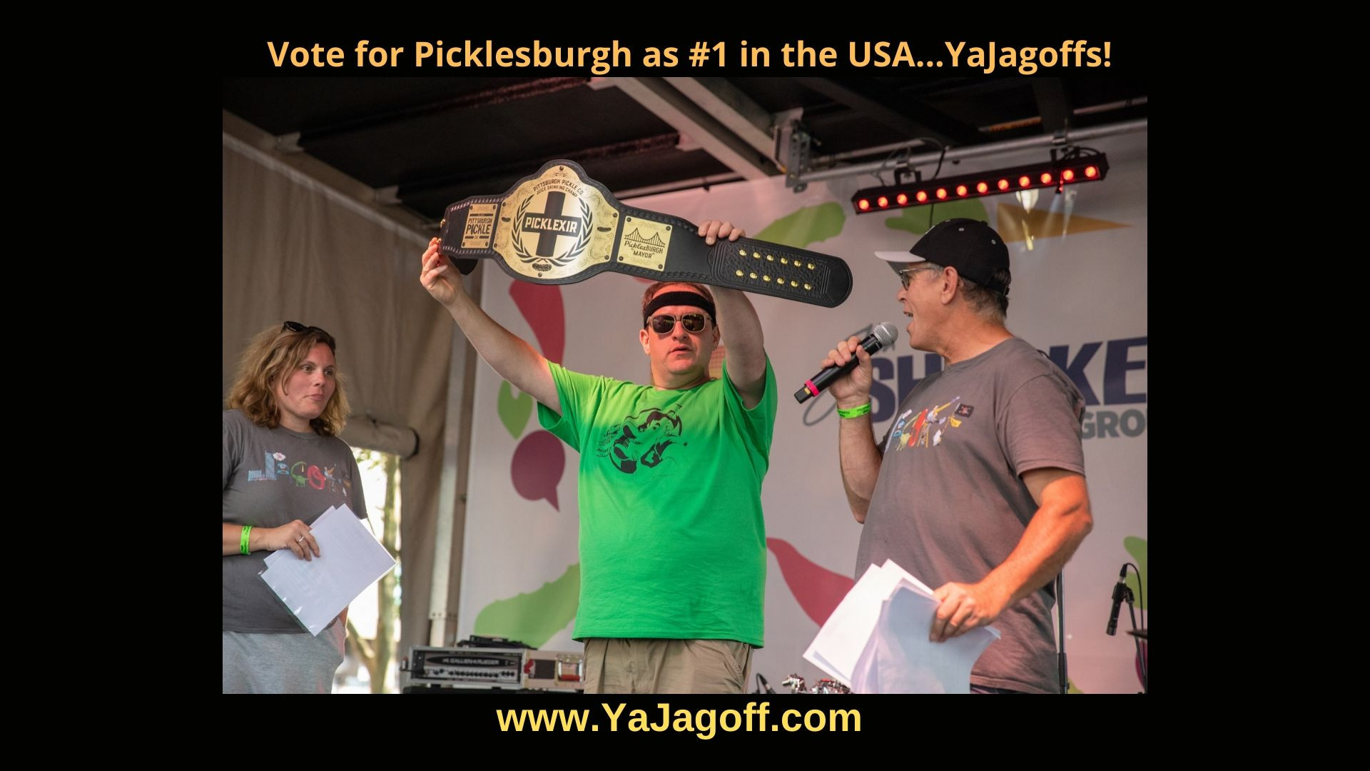 Picklesburgh Vote for USA Today