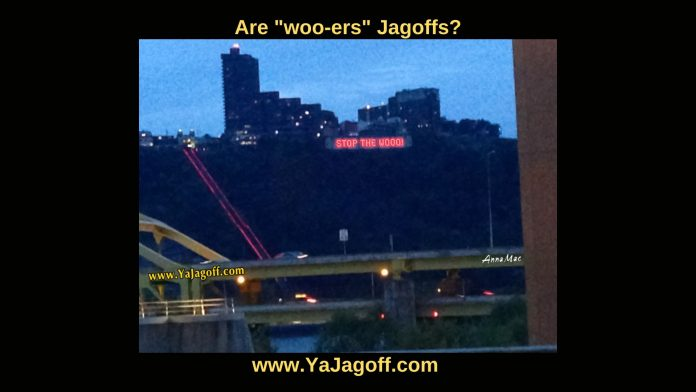 Top the Woo.. YaJagoff Podcast