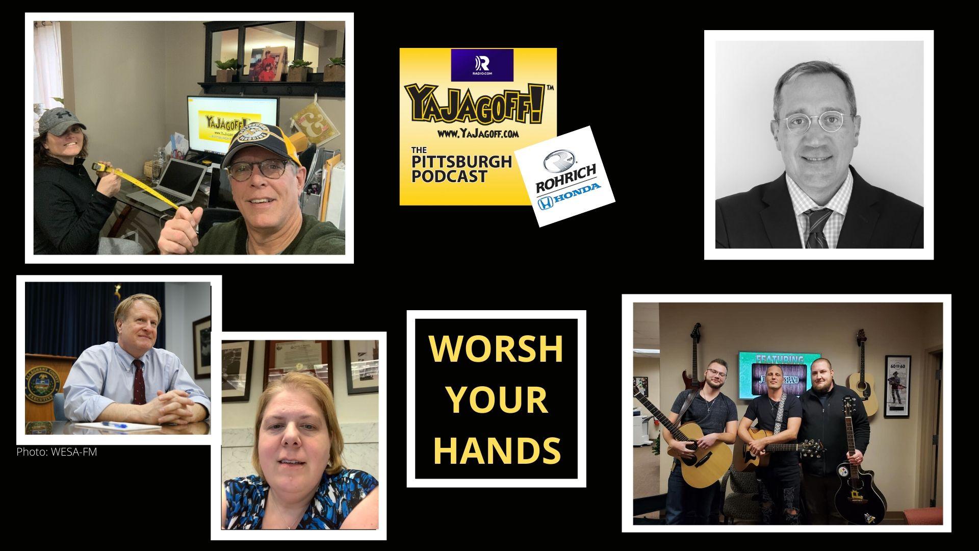 YaJagoff Podcast Coronavirus
