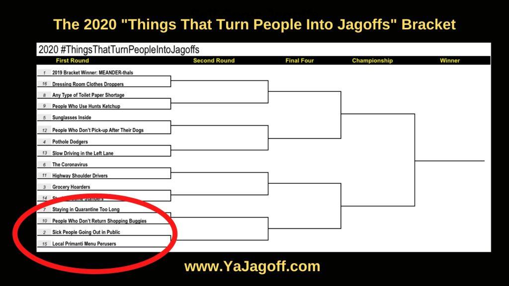 YaJagoff March Madness Bracket 4