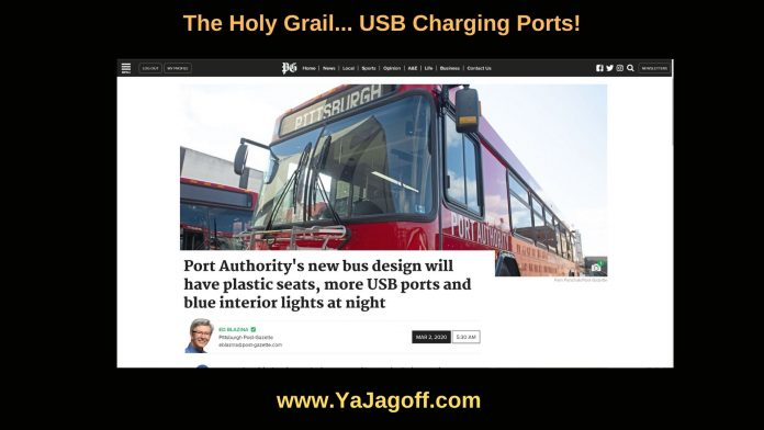 Port Authority YaJAgoff Podcast