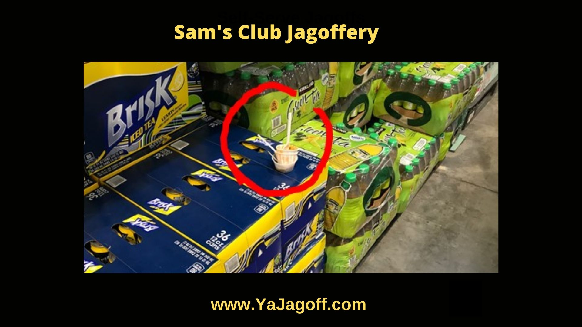 Sam Clubs Jagoffs YaJAgoff Podcast
