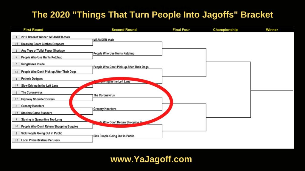 YaJagoff March Madness