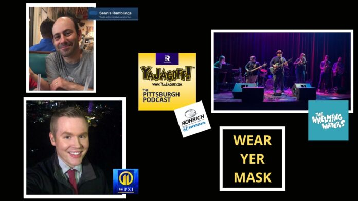 YaJagoff Podcast Collage Mike Holden