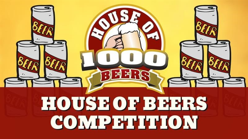 House of 1,000 Beers Competition