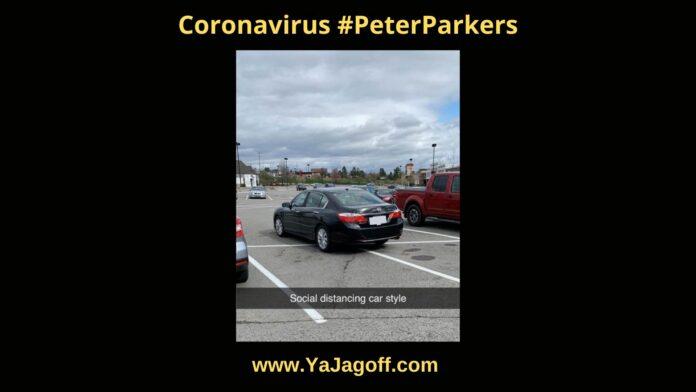 Bad Parking in Parking Log