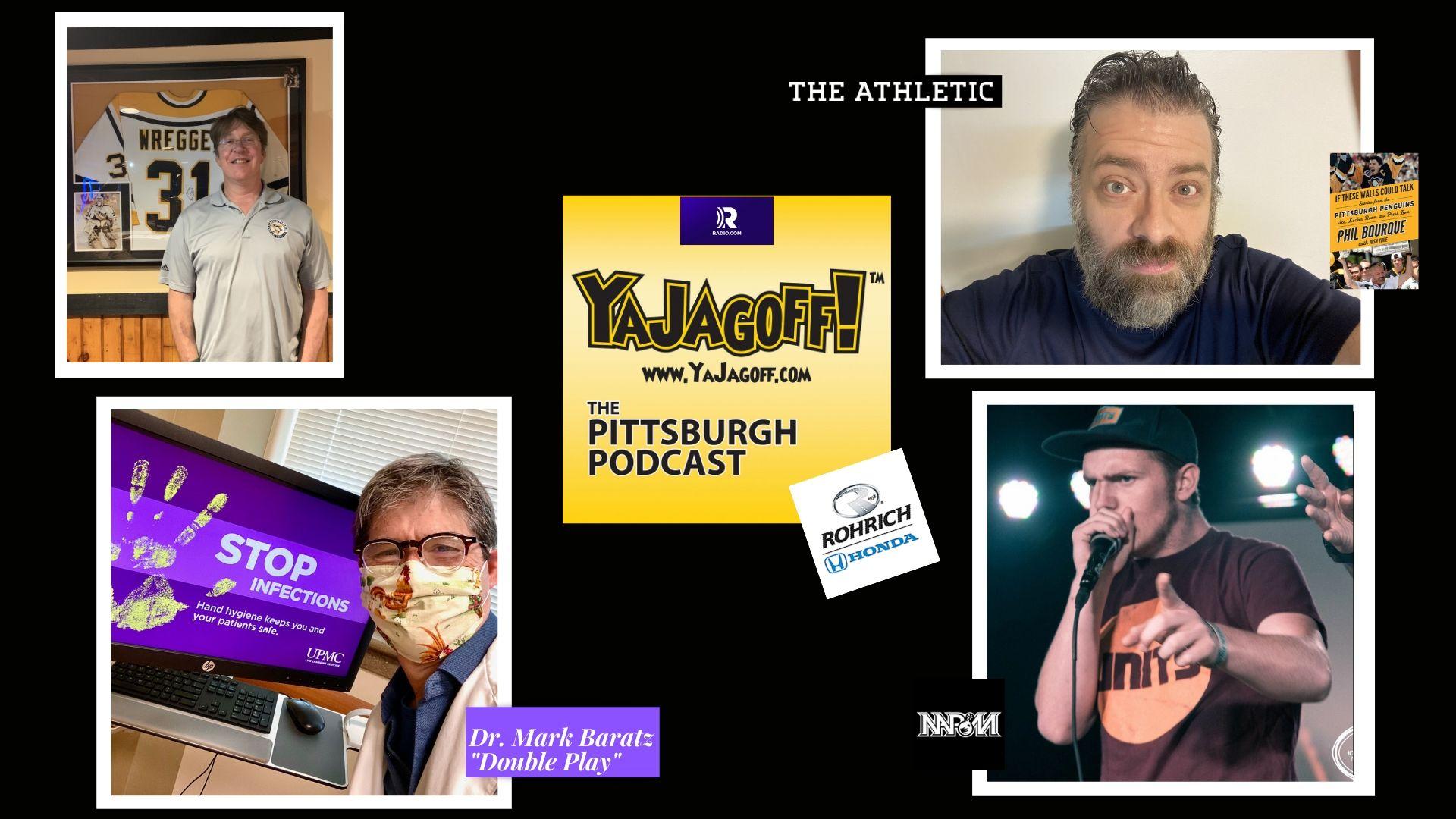 YaJagoff Podcast With Josh Yohe