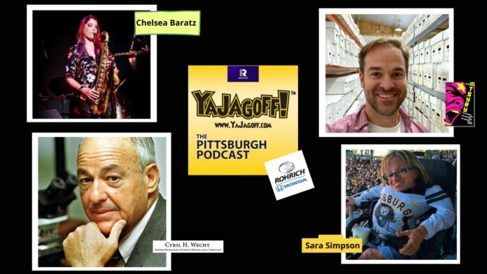 YaJagoff Podcast with Cyril Wecht