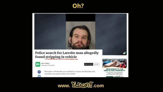 YaJagoff Podcast Car Stripper