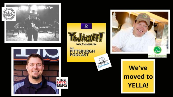 YaJagoff Podcast Pittsburgh Podcast Guests