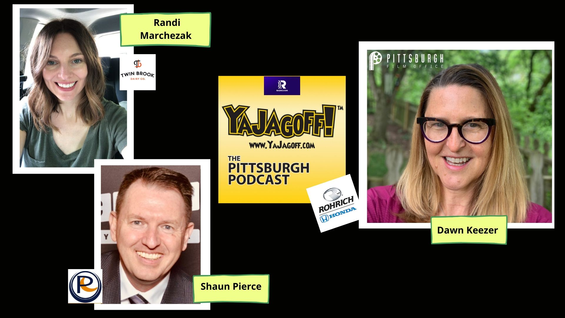 YaJagoff Podcast with Dawn Keezer