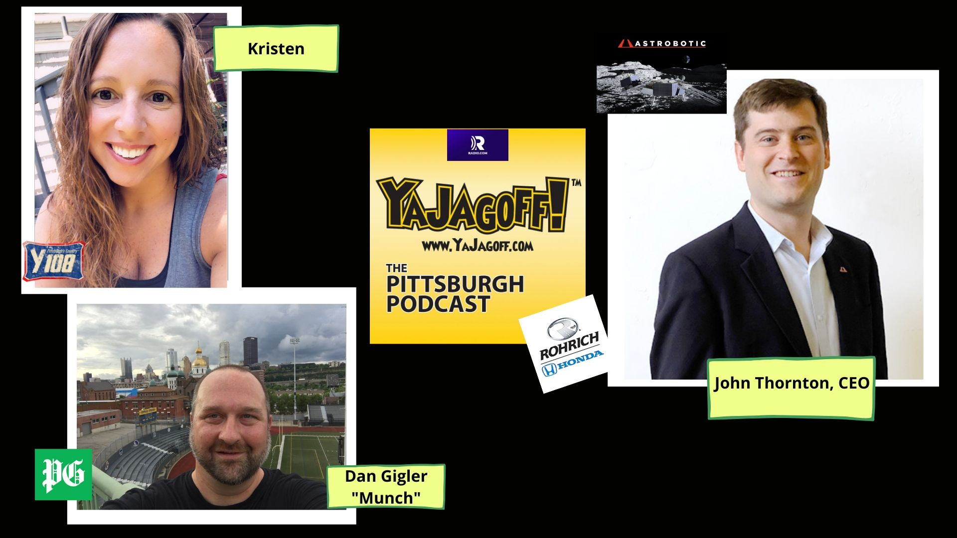 YaJagoff Podcast with Astrobot CEO John Thornton