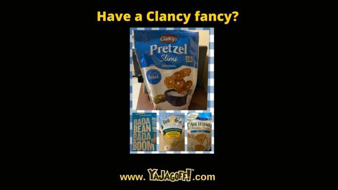 YaJagoff Blog covers Aldi's Clancy brand