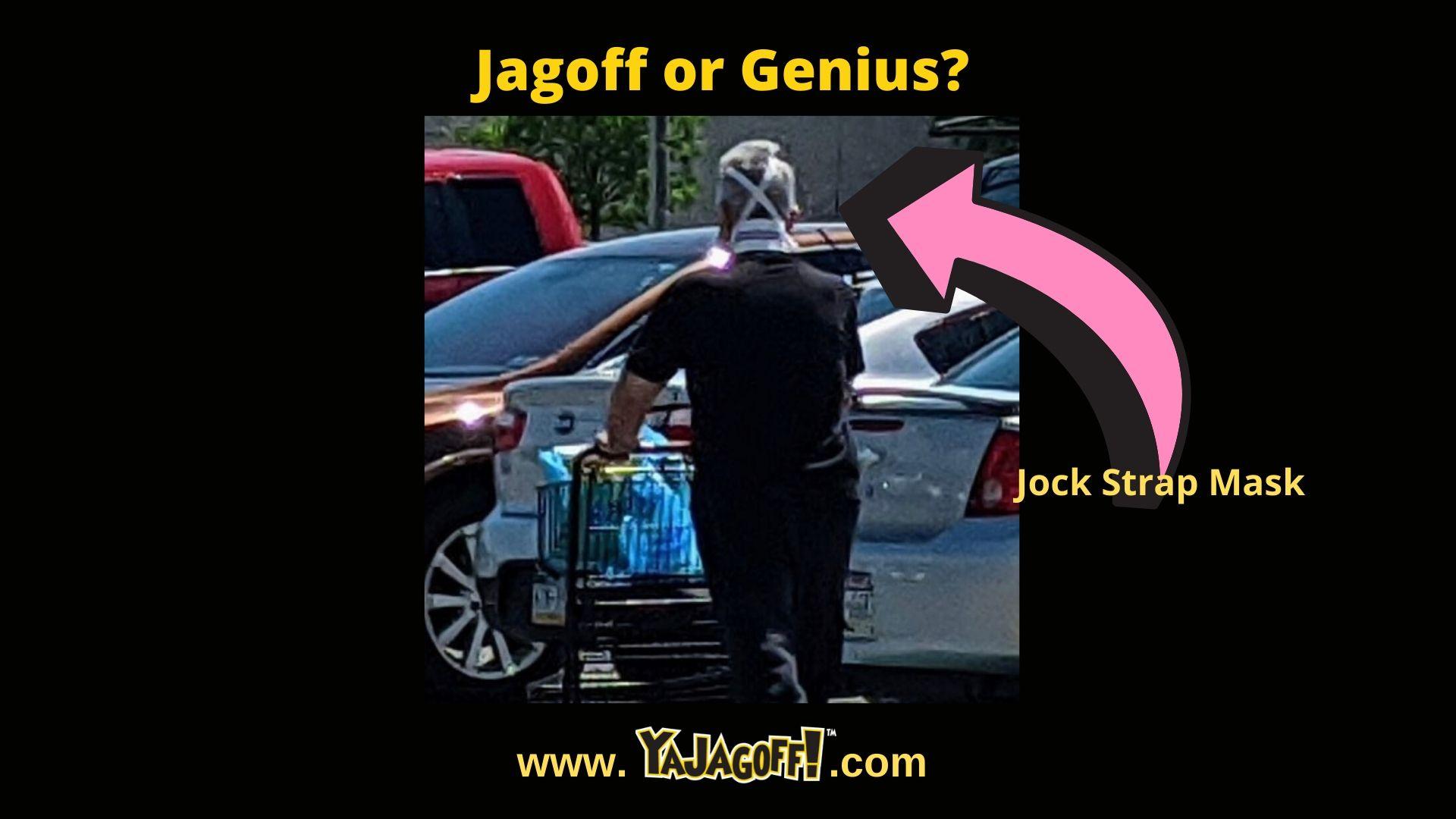 YaJagoff Podcast and Blog Jock Strap