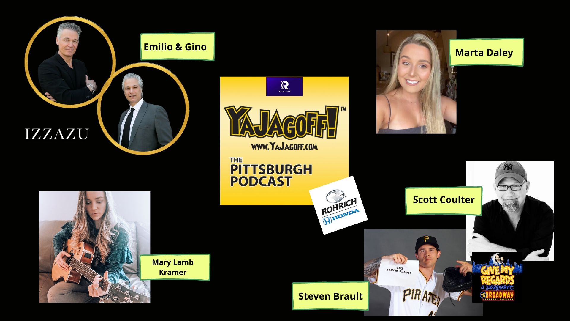 YaJagoff Podcast with Steven Brault