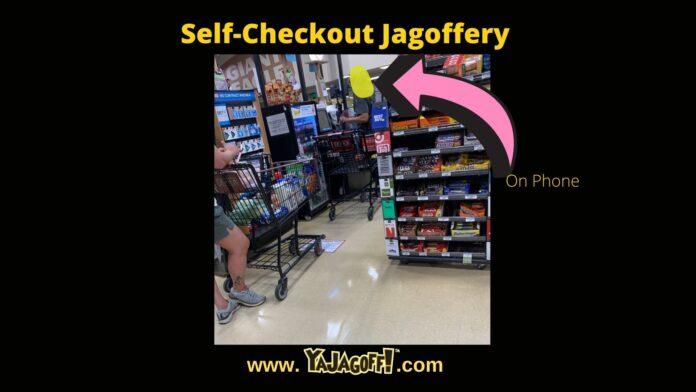 YaJagoff Blog Post Self Checkout Rudeness